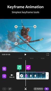 Motion Ninja Videoleap - Pro Video Editor & Maker poster