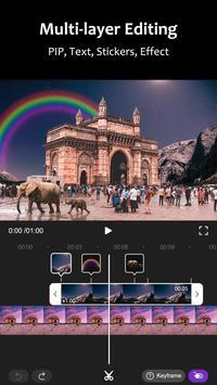 Motion Ninja Videoleap - Pro Video Editor & Maker screenshot 1