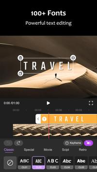 Motion Ninja Videoleap - Pro Video Editor & Maker screenshot 2