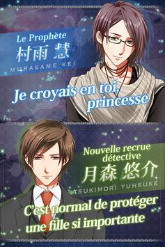 PsychiXX~Amour mystique~Jeu Otome screenshot 4