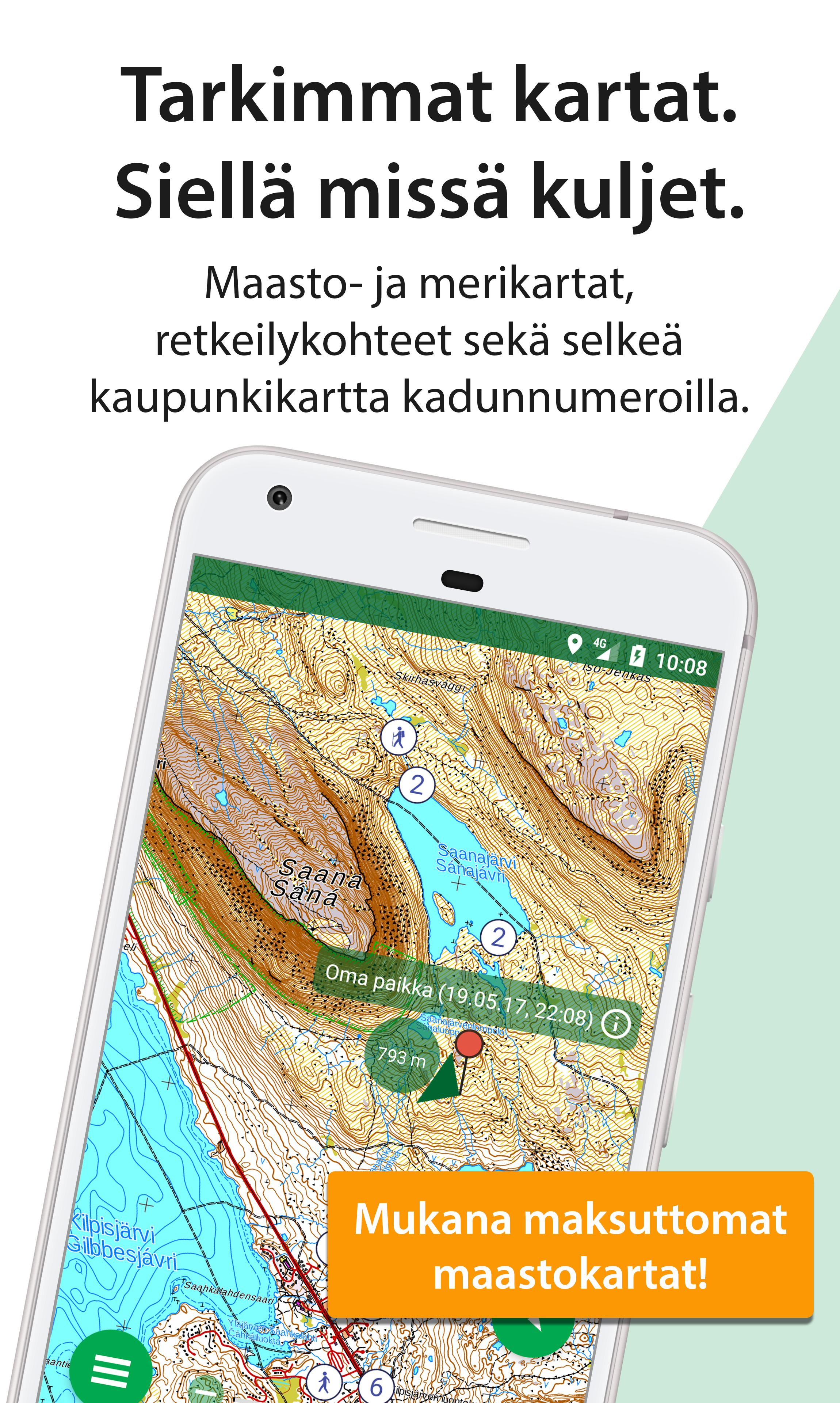 Karttaselain For Android Apk Download