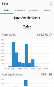 Acceo Smart Vendor POS screenshot 1