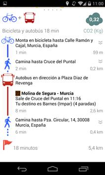 MUTRANS: Transportes de Murcia screenshot 2