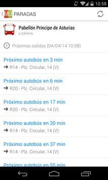 MUTRANS: Transportes de Murcia screenshot 3