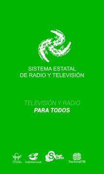SERTV Panamá poster