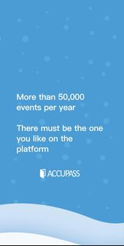 Accupass poster