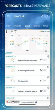 ACCUWEATHER ANDROID TÉLÉCHARGER