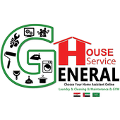 General House service & laundry icon