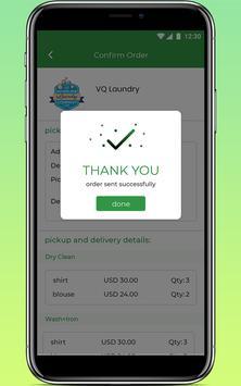 General House service & laundry screenshot 7