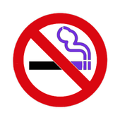 Stop smoking  - from now icon