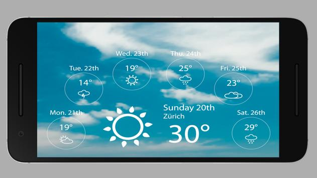 Amazing accurate weather forecast screenshot 4