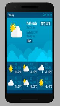 Amazing accurate weather forecast screenshot 5