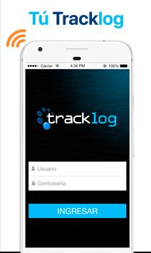 Tracklog Evo screenshot 1
