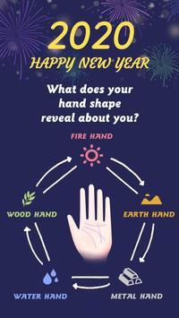 Poster Palmistry