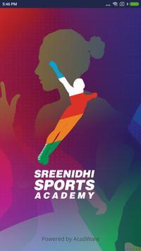 Sreenidhi Sports Academy poster