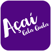 Açai Gela Guela Delivery icon