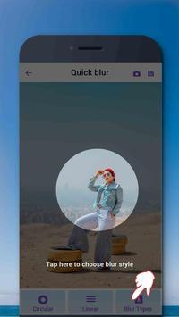 Image Blur Editor New screenshot 3