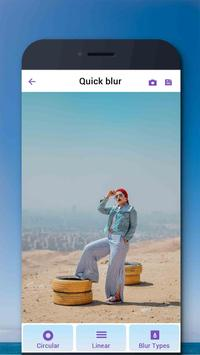 Image Blur Editor New poster