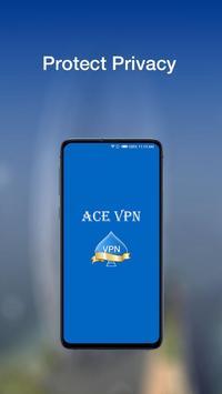 Ace VPN - A Fast, Unlimited Free VPN  Proxy screenshot 4