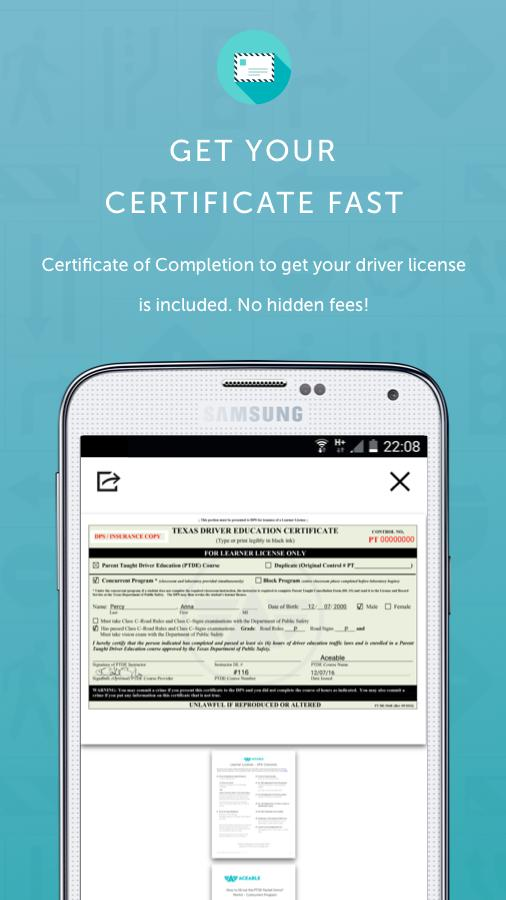 Aceable Drivers Ed for Android - APK Download