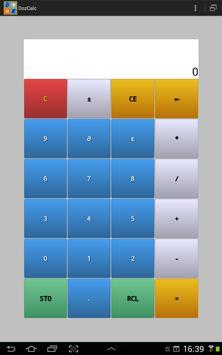 DozCalc screenshot 2