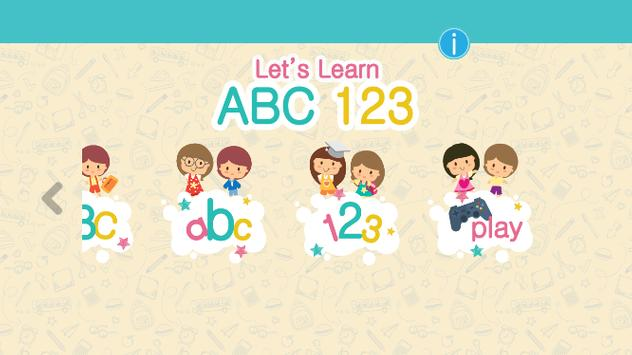 Let's Learn ABC 123 screenshot 12