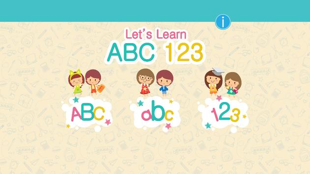 Let's Learn ABC 123 screenshot 8