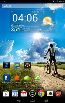 Acer Life Digital Clock 2.2 poster