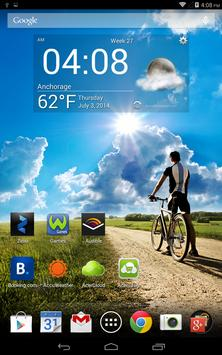 Acer Life Digital Clock 2.2 screenshot 1