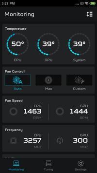 PredatorSense screenshot 2