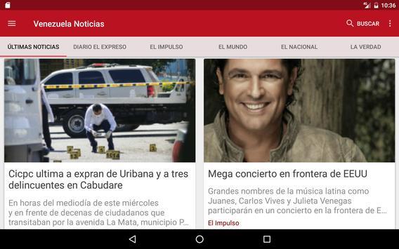 Venezuela Noticias screenshot 6