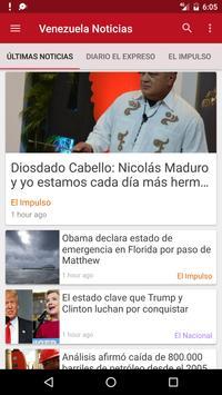 Venezuela Noticias screenshot 2