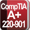 CompTIA A+: 220-901 Exam (expired on 7/31/2019) आइकन