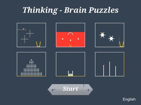 Thinking - Brain Puzzles screenshot 5