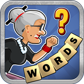 Word Games with Angry Gran icon
