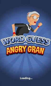 Word Games with Angry Gran poster