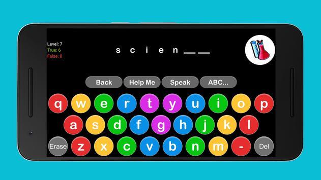 1100+ Spelling Quiz screenshot 5