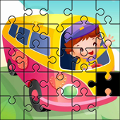Simple Jigsaw Puzzle icon