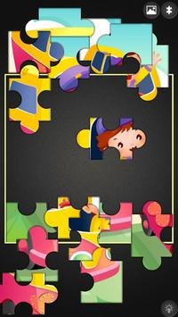 Simple Jigsaw Puzzle screenshot 1