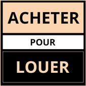 Acheter pour Louer icon