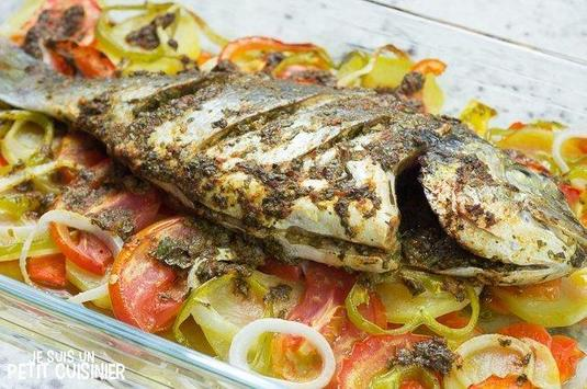 اشهى اطباق السمك screenshot 3