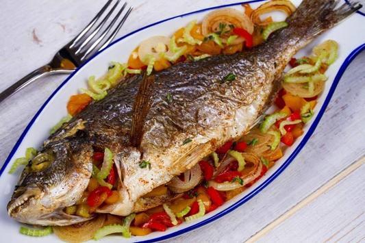 اشهى اطباق السمك screenshot 5