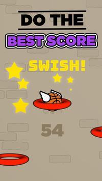 Flappy Dunk screenshot 3