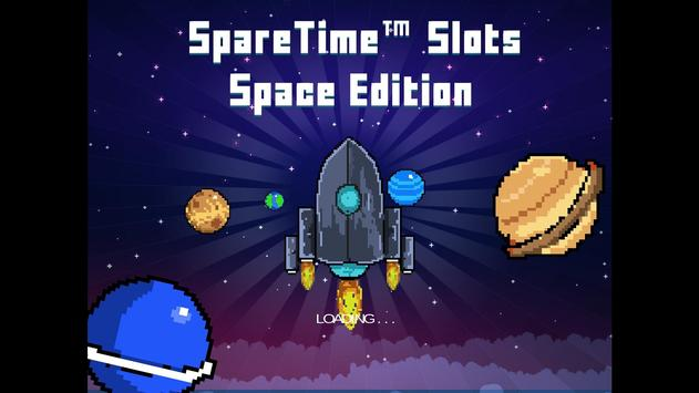 SpareTime™ Slots Space Edition poster