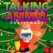 Talking Animals - Christmas Edition icon