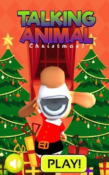 Talking Animals - Christmas Edition screenshot 2