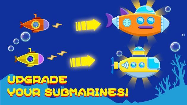 Submarine — Underwater Adventure screenshot 3