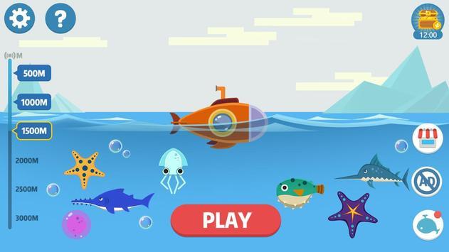 Submarine — Underwater Adventure screenshot 4
