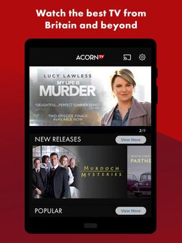 Acorn TV—The Best In British Television Streaming screenshot 14