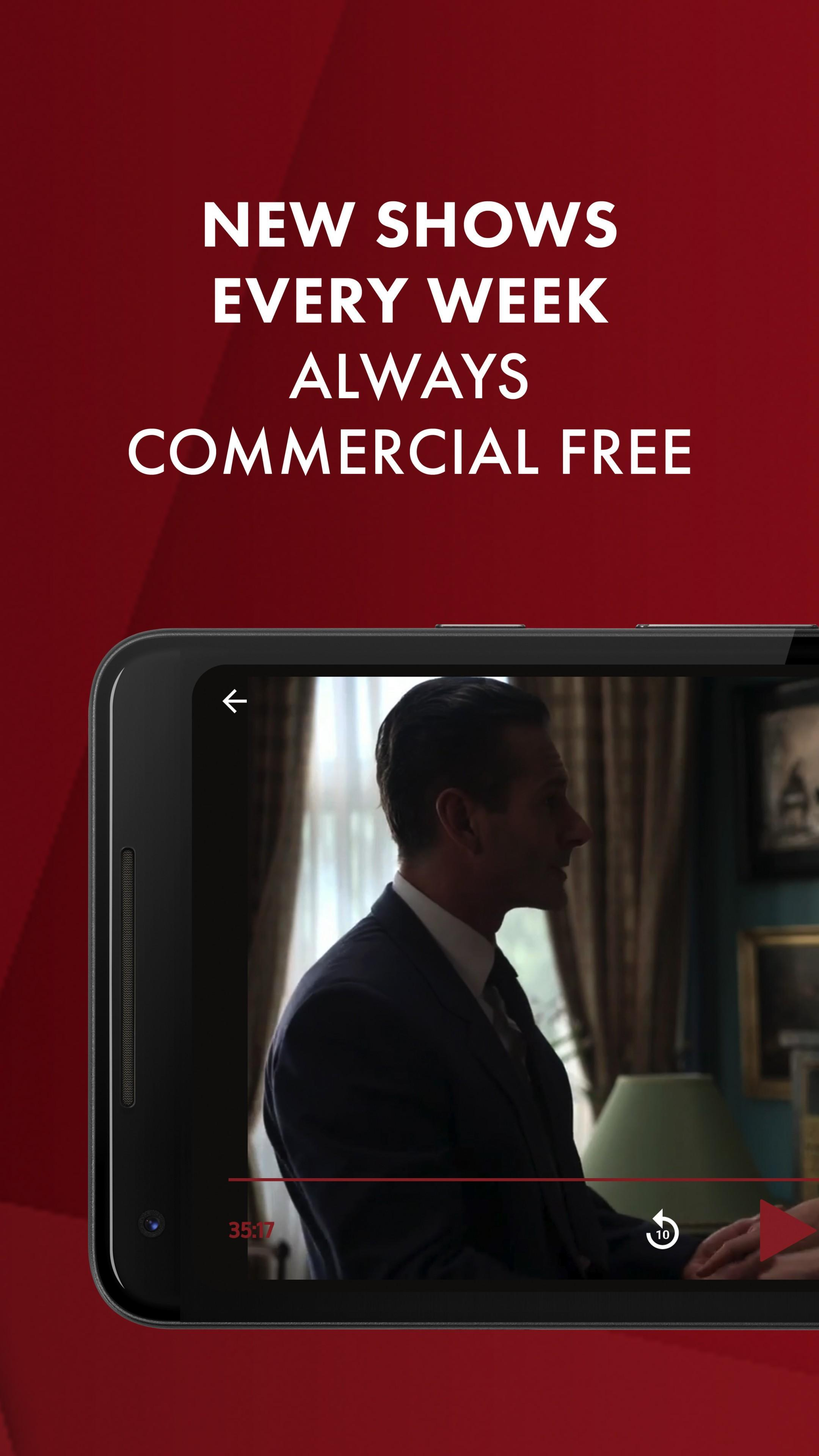Acorn TV for Android - APK Download